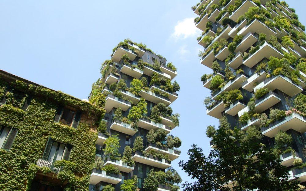 bosco verticale Milan via