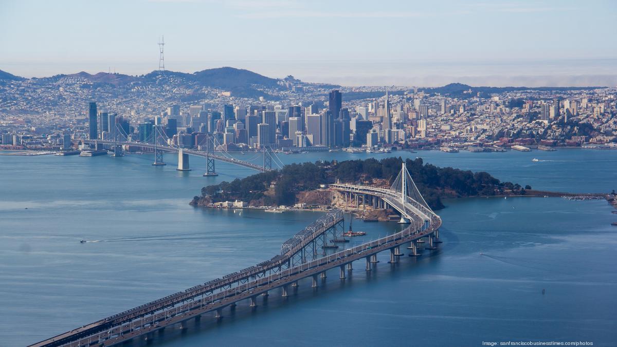 bay bridge via business journals