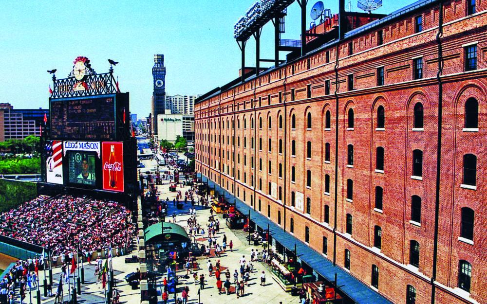 Camden Yards Baltimore